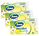 "Zewa Toilettenpapier ""Bewährt Kamille"" 3-lagig"