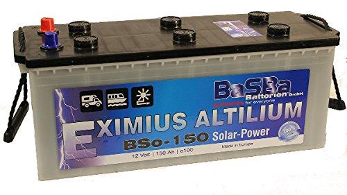 Golf Entfernungsmesser Solar : Versorgungsbatterie solarbatterie bso volt ah c