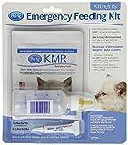 Petag Chaton Milk replacer (KMR) d'urgence kit d'alimentation pour
