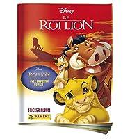 Panini France SA SA-LE Lion King (Classic) 2521-009 Album + Card Holder