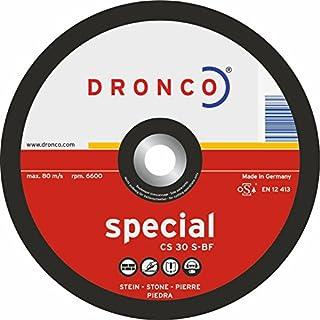 Dronco, Schruppscheibe 115 x 6 x 22,23 , CS 30 S , für Stein und Beton, Schleifscheibe