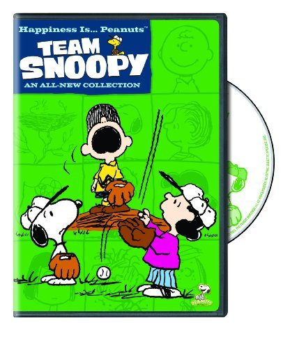 Happiness is... Peanuts(TM): Team Snoopy by Various