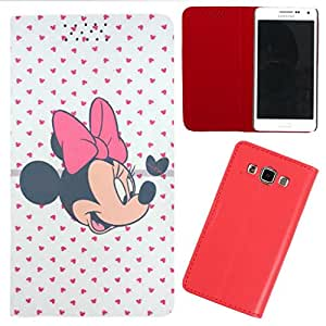 DooDa - For Samsung Galaxy S2 PU Leather Designer Fashionable Fancy Flip Case Cover Pouch With Smooth Inner Velvet