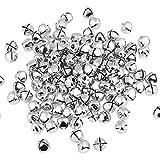 Naler - Ciondoli-sonagli in metallo, per Natale