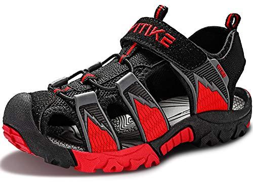 Ashion sandali per bambini beach sport outdoor sandali scarpe da trekking
