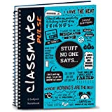 Classmate Premium 6 Subject Notebook - 203mm x 267mm, Soft Cover, 300 Pages, Single Line