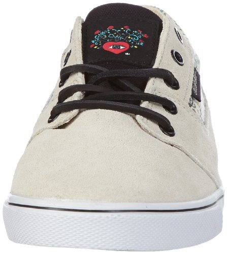 DC Shoes Bristol LE Womens Shoe D0303214, Baskets mode femme Beige (TR-B2-Beige-12)