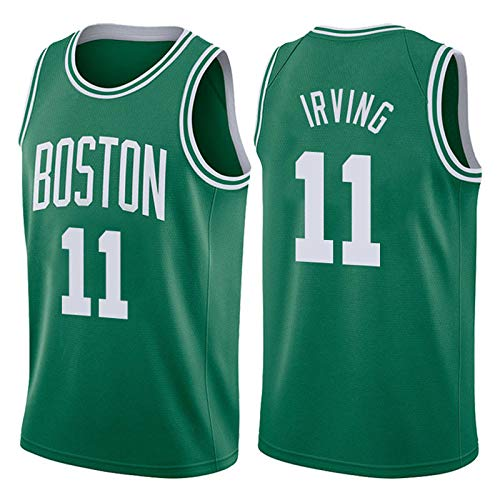 Kyrie Irving,Basketball Jersey,Boston Celtics, Sports Jersey,Fans Jersey,Breathable Quick Drying Vest