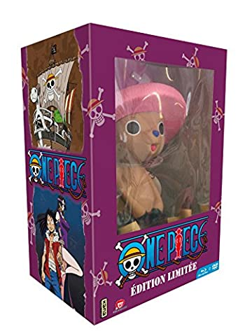 One Piece Intégrale 4 OAV DVD + Blu-ray + Figurine