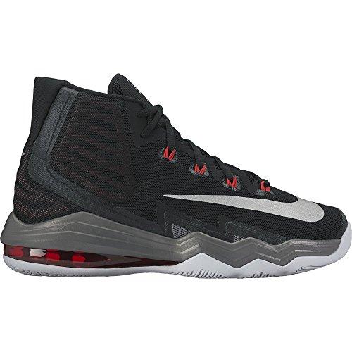 Nike  843884-003, Herren Basketballschuhe schwarz 44 EU
