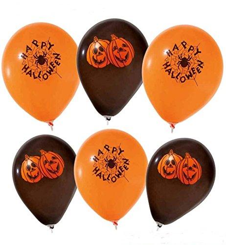 KarnevalsTeufel Halloween Luftballons ()