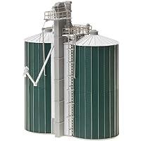 Faller Edificio industrial de modelismo ferroviario escala 1:148 (H0 FA DOPPELSILOS F120260)