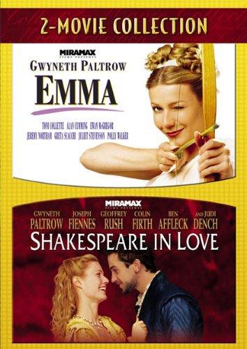 Emma / Shakespeare in Love by Gwyneth Paltrow