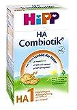 Hipp HA1 Combiotik Anfangsnahrung - ab dem 6. Monat, 2er Pack (2 x 500g)