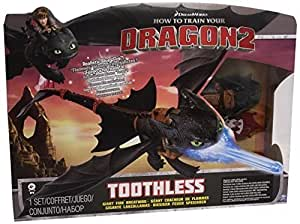 Spin Master 6019879 - DreamWorks Dragons - Toothless