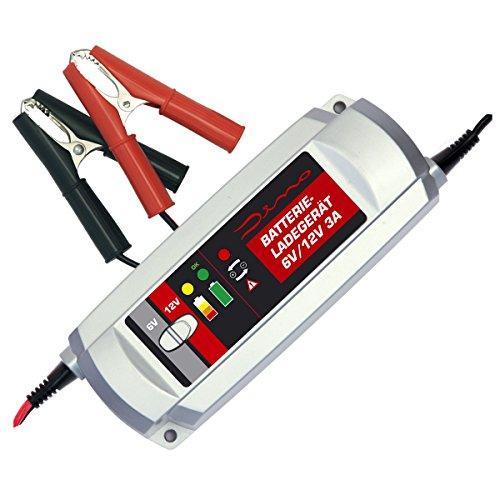 Dino-potente-caricabatterie-6V12V-3A-per-Auto-e-Moto-batterie-al-piombo-normale-aperto