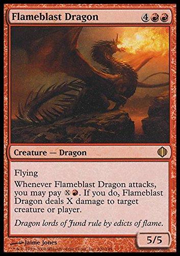 Magic: the Gathering - Flameblast Dragon - Shards of Alara by Magic: the Gathering