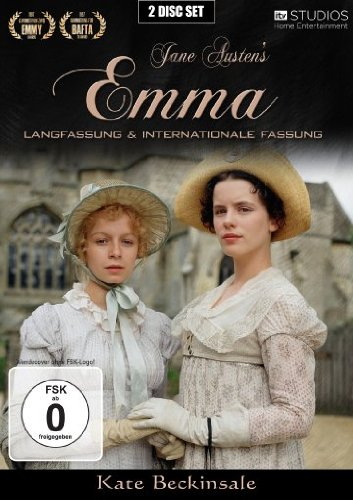 Jane Austen's Emma (Langfassung & Internationale Fassung) [2 Disc Set]