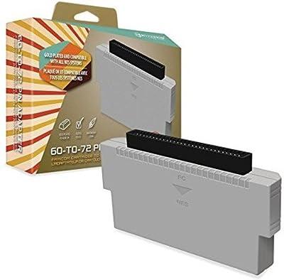 Hyperkin 60 to 72 Pin Adapter for Famicom to NES [Nintendo NES] by Hyperkin