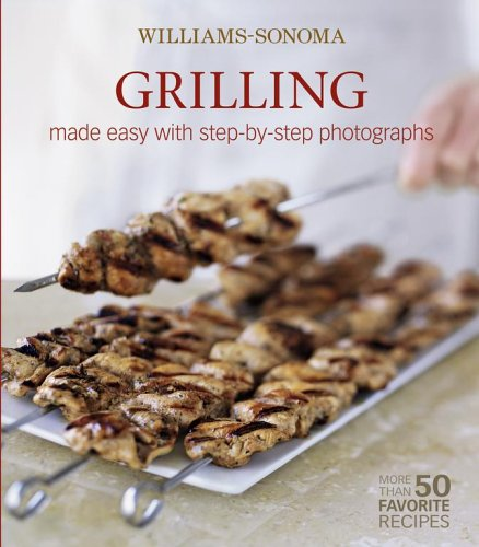 Mastering Grilling & Barbecuing (Williams-Sonoma Mastering)