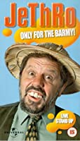 Jethro: Only For The Barmy [VHS]