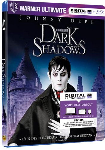 Dark Shadows [Warner Ultimate (Blu-ray + Copie digitale UltraViolet)] [Warner Ultimate (Blu-ray + Copie digitale UltraViolet)]