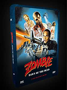 Zombie - Dawn of the Dead (uncut) 3D-Holocover Ultrasteel Edition