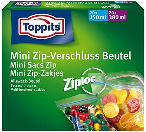 toppits-ziploc-mini-zip-verschlussbeutel-sortimentsbox-20-x-150-ml-20-x-380-ml-40st-2x