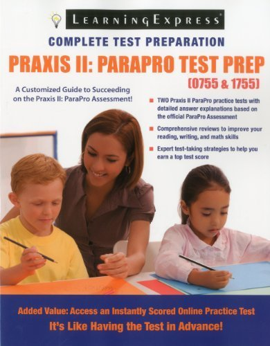 Praxis II: ParaPro Test Prep (0755-1755) by Russell Kahn (2010) Paperback