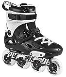 Powerslide Imperial One Freeskate Inline Skates schwarz-weiß black-white, 35-36