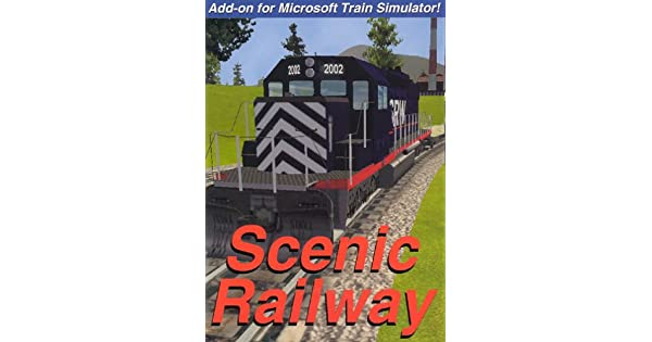 Buy Scenic Railway: add-on for Microsoft Train Simulator Online at