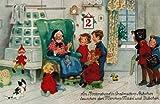 Nostalgie im Advent: Abreißkalender, 24 Blatt