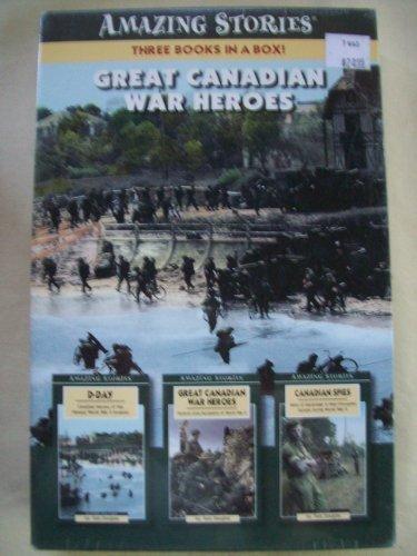 Great Canadian War Heroes (Amazing Stories) por Tom Douglas