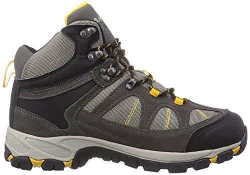 Hi-Tec Altitude Lite i WP Herren Trekking- & Wanderstiefel Grau (Charcoal/Warm Grey/Gold 051)