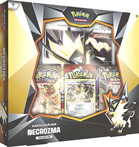 Pokemon 50068 Necrozma - Pokemon Karten-set-box