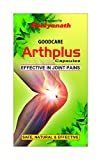 2 x Arthplus 2 x 60 (120 Capsules) Efective in Joint Pains Arthritis Gout Sciatica Osteoarthritis Lumbago Safe Natural *Ship from UK
