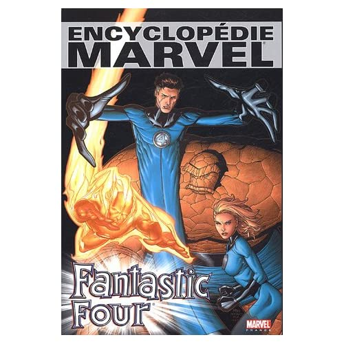Encyclopédie Marvel : Fantastic Four
