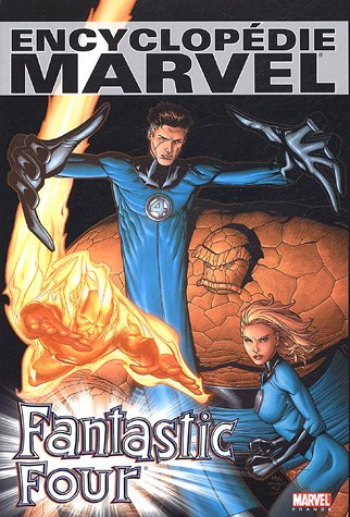 Encyclopédie Marvel : Fantastic Four par Jeff Christiansen