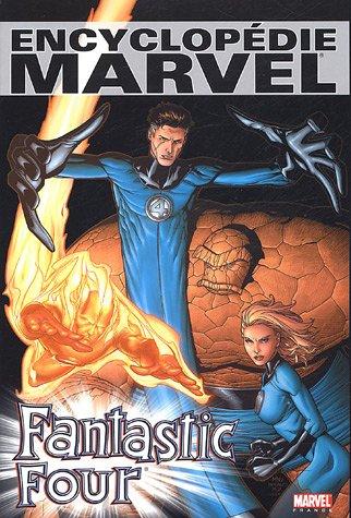 Encyclopédie Marvel : Fantastic Four
