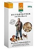 Hund Bio-Snack Huhn & Möhren