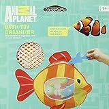 Animal Planet A60311 Badewannen-Spielzeugorganizer Fisch