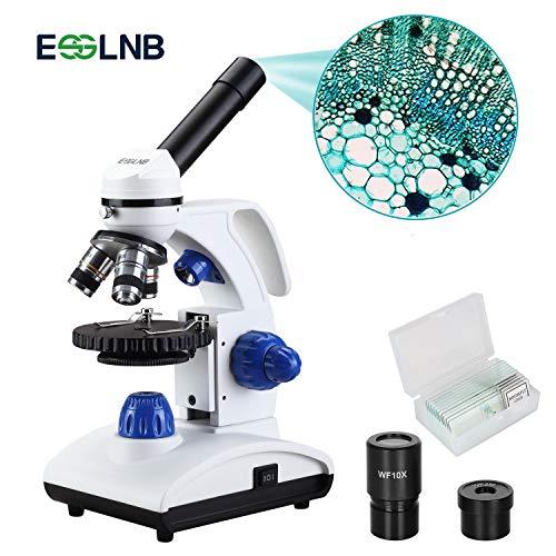 ESSLNB Microscopio Profesional 40X-1000X Microscopio