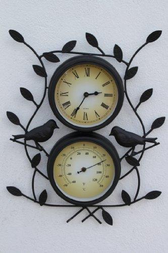olive-grove-dekorative-gartenuhr-mit-blattern-und-vogeln-mit-thermometer-fur-drinnen-und-draussen-ba