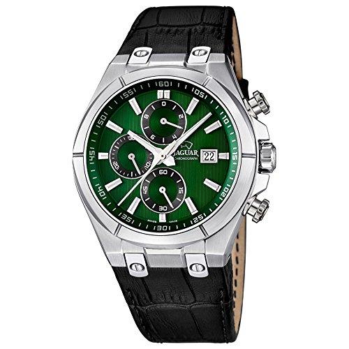 Jaguar montre homme chronographe J667/3