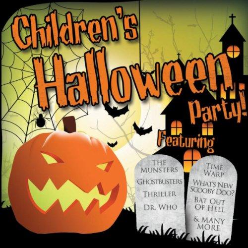 Children's Halloween Party Album (Mp3 Party Halloween Musik)