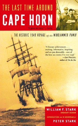 Descargar Torrents The Last Time Around Cape Horn: The Historic 1949 Voyage of the Windjammer Pamir PDF Online