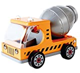 Hape E3018 Mix N Truck Toy (Multi-Colour) Holzspielzeug