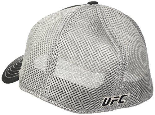 Black & Silver Flexfit (Schirmmütze) Abbildung 2