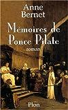 Mémoires de Ponce Pilate