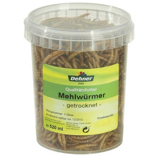 dehner-vogel-nager-fischfuttersnack-getrocknete-mehlwurmer-520-ml